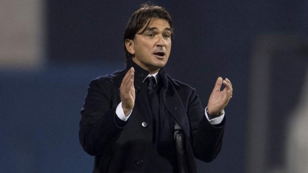 Él es Zlatko Dalić, entrenador de Croacia - Foto de Internet