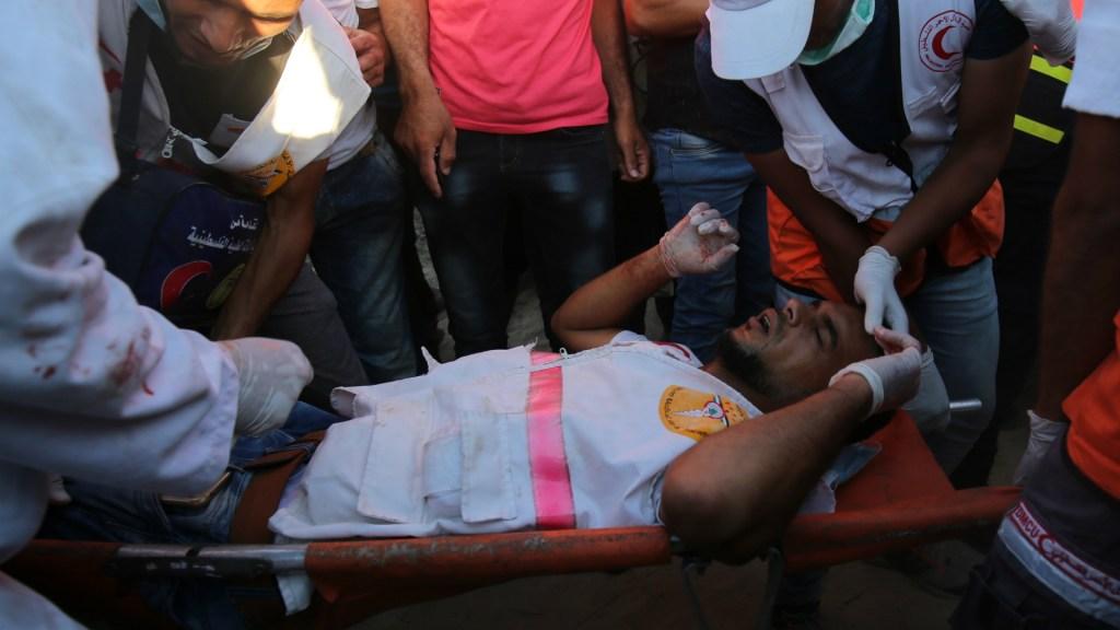 Fuerzas israelíes matan a dos palestinos pese a tregua en Gaza - Foto de AFP/Said Khatib