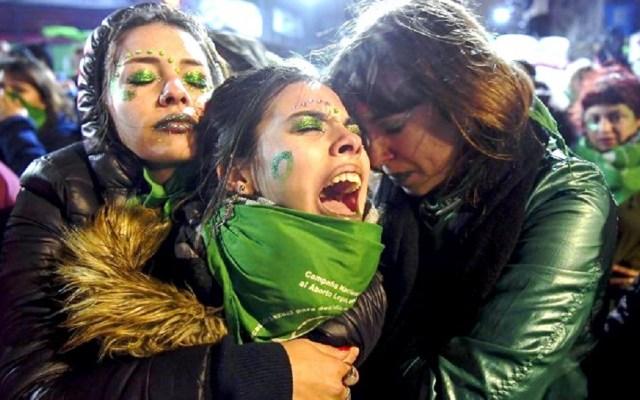 Argentina descarta referéndum para retomar discusión sobre el aborto - Foto de AFP / Etan Abramovich