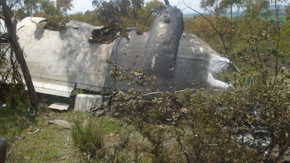 Accidente aéreo deja 18 muertos en Etiopía - Foto de Fanabc