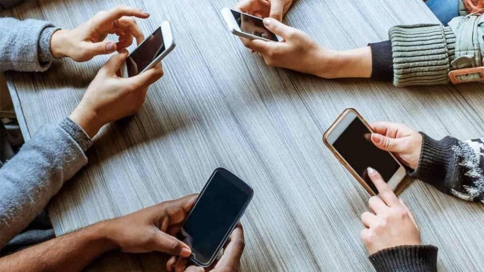 Envío de smartphones en el mundo sufrió retroceso en 2017 y 2018: IDC - Foto de Internet