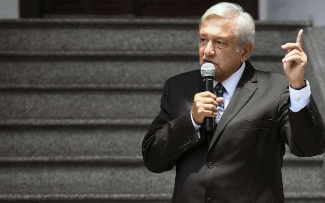 AMLO pedirá a EPN que envíe propuesta para crear Secretaría de Seguridad - Foto de AFP
