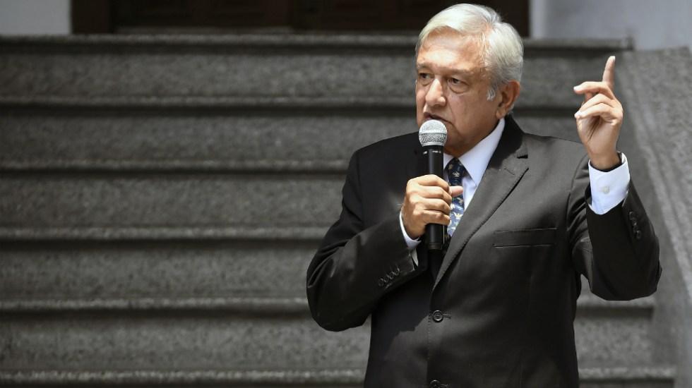 Amnistía Internacional asesora a López Obrador sobre derechos humanos - Foto de AFP