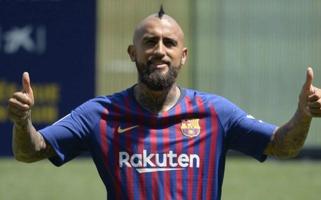 Vidal faltó al respeto a sus compañeros: mánager de futbol del Barcelona - Foto de Internet