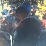 #Video Asaltan a pasajeros de camión de transporte