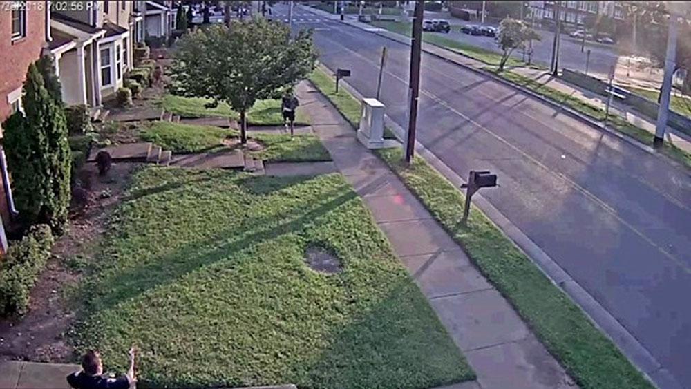 #Video Policía asesina a hombre negro en Nashville