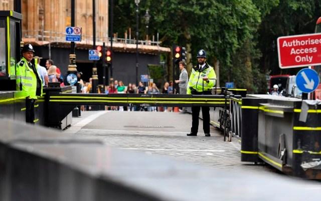 Revelan identidad de sospechoso de atentado en Londres - Foto de BEN STANSALL / AFP