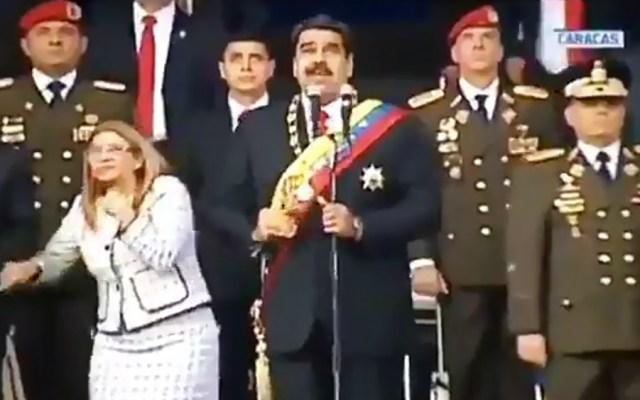 Juzgarán a presuntos atacantes de Maduro por terrorismo y traición - Foto de AFP