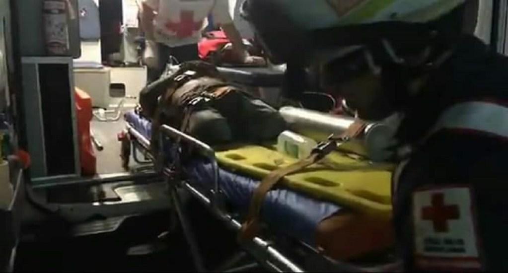 Atentan a balazos contra hombre discapacitado en Cancún - Foto de internet