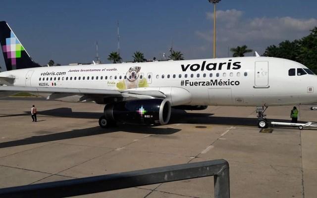 El primer avión que voló en México - Foto de internet