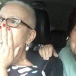#Video Organizan desfile a mujer que venció el cáncer de ovario