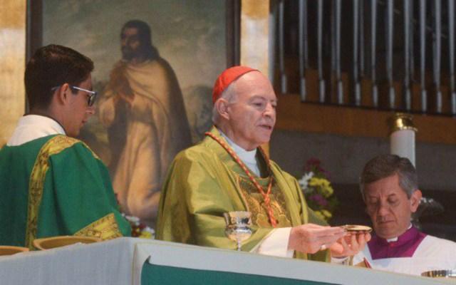 Arzobispo Carlos Aguiar manifiesta preocupación por la escalada de violencia - Arzobispo Carlos Aguiar