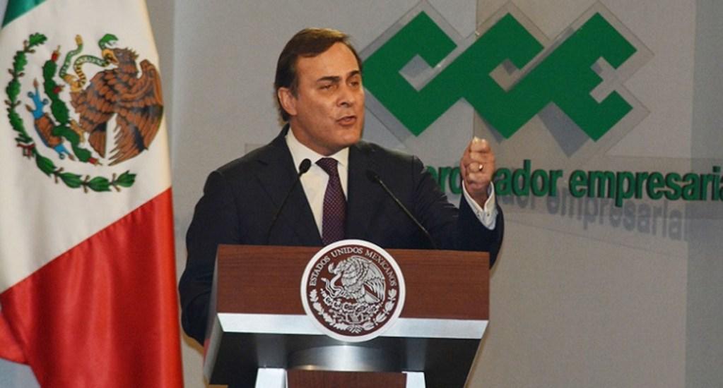 Necesario convertir desarrollo de infraestructura en política de Estado: CCE