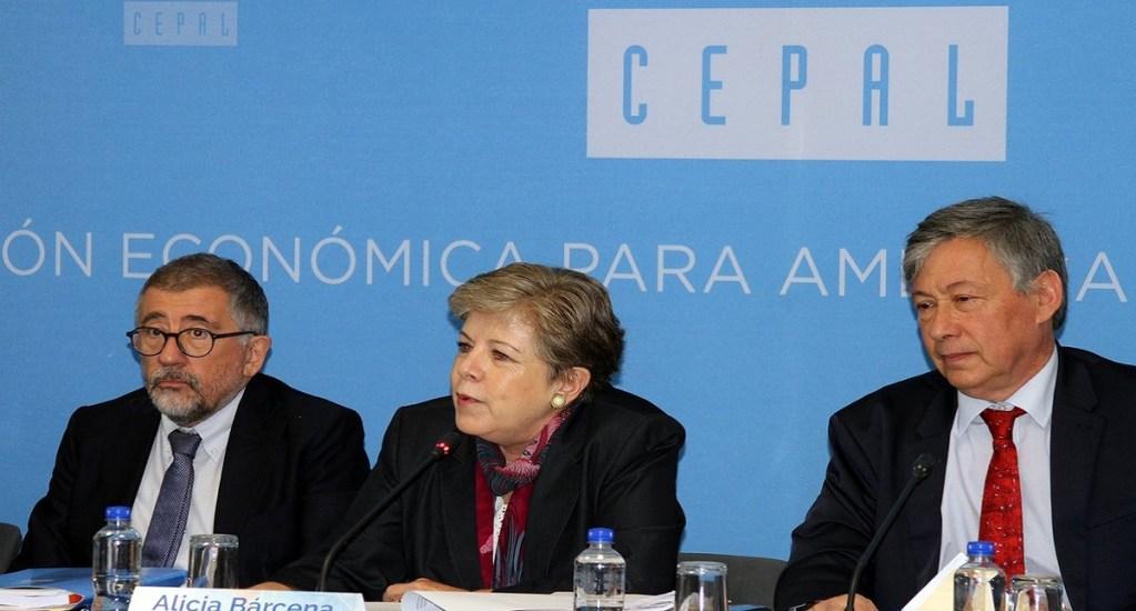 Disminuye pronóstico de crecimiento de América Latina - Foto de @cepal_onu