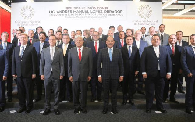 Finaliza Conago con apoyo a estrategia de Seguridad y austeridad de AMLO