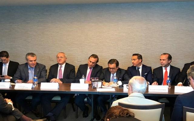 Concamin aplaude acuerdo entre México y EE.UU. por TLCAN - Foto de @CONCAMIN