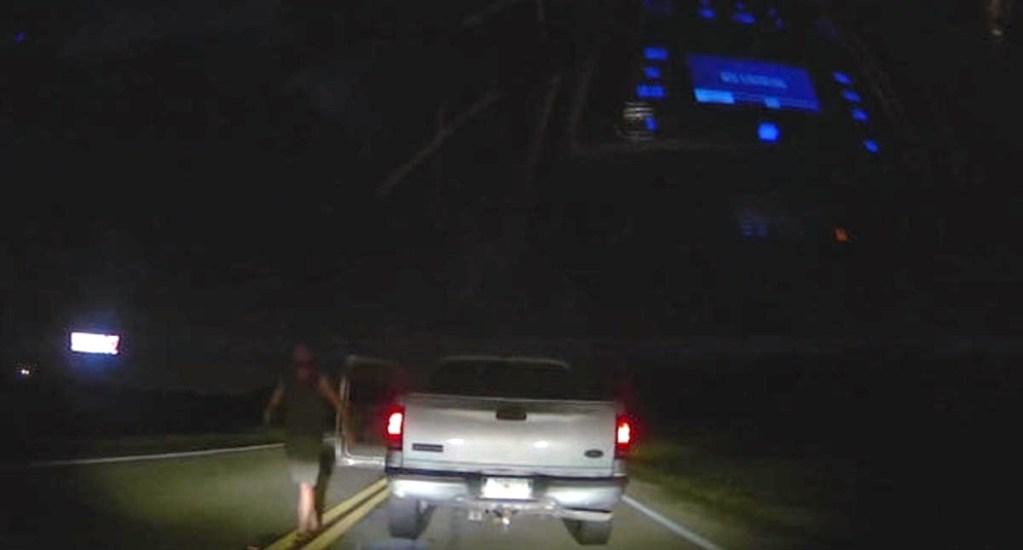 #Video Conductor de Uber mata a novio celoso que lo perseguía - Foto Captura de Pantalla