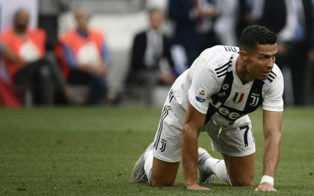 Caen acciones de la Juventus tras escándalo contra Cristiano Ronaldo - Foto de AFP