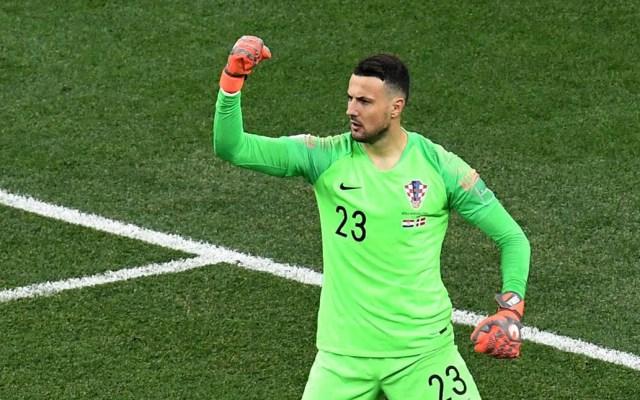 Danijel Subasic se retira de la selección croata - Foto de Internet