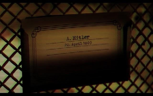 #Video La escena de Hitler bebé que fue eliminada de Deadpool