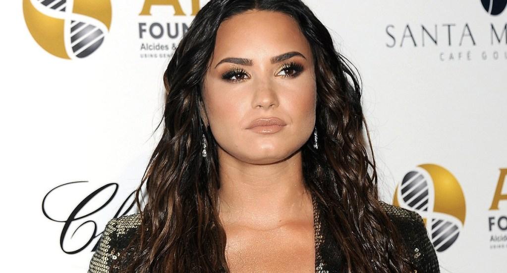 #Video Hombre que dio drogas a Demi Lovato aseguró que ella sabía lo que estaba tomando - Foto de internet