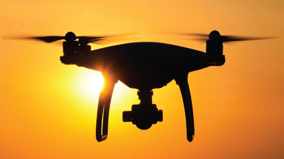 Armas de microondas son utilizadas para contrarrestar a los drones