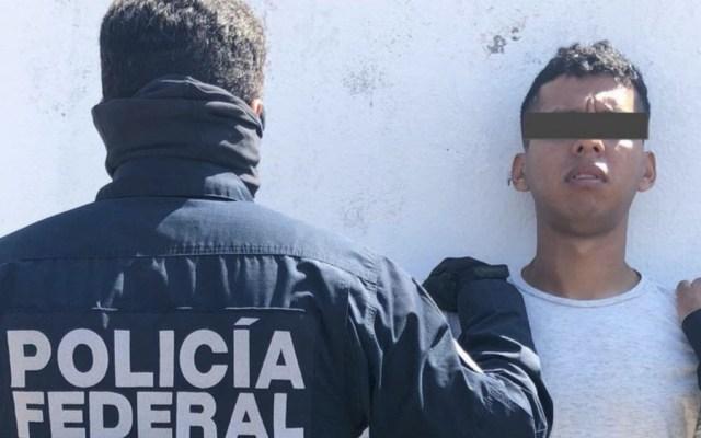 Cae en Coahuila presunto implicado en Caso Iguala - Foto de @PoliciaFedMX