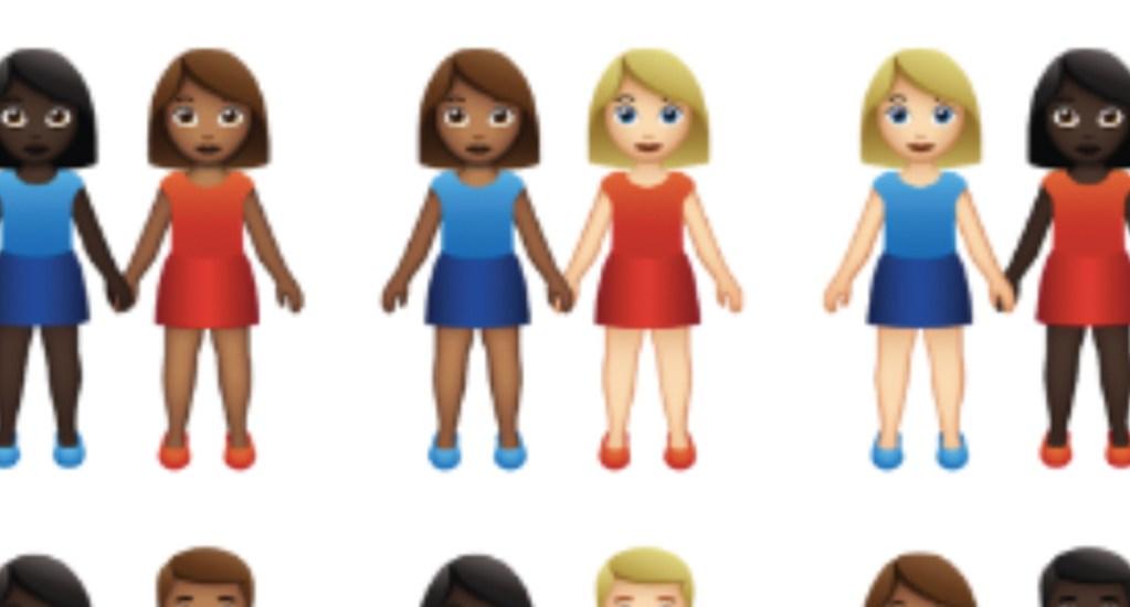 Emojis de 2019 podrían ser más incluyentes