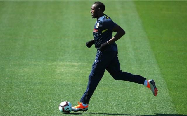 Usain Bolt entrena con equipo de la primera división de Australia - Foto de @usainbolt