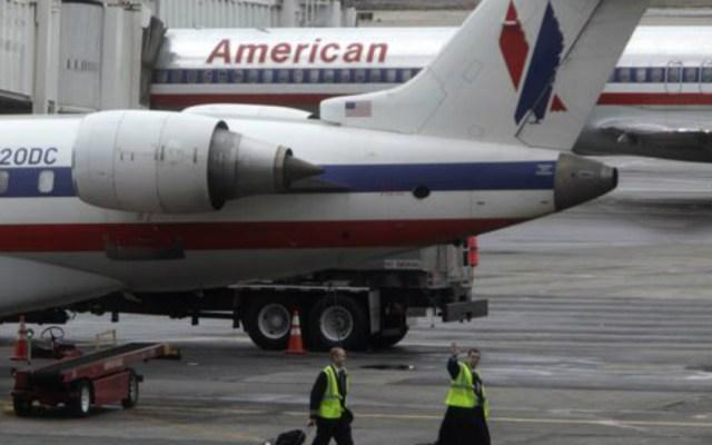Descubren cadáver de feto en avión de American Airlines - Foto de USA Today