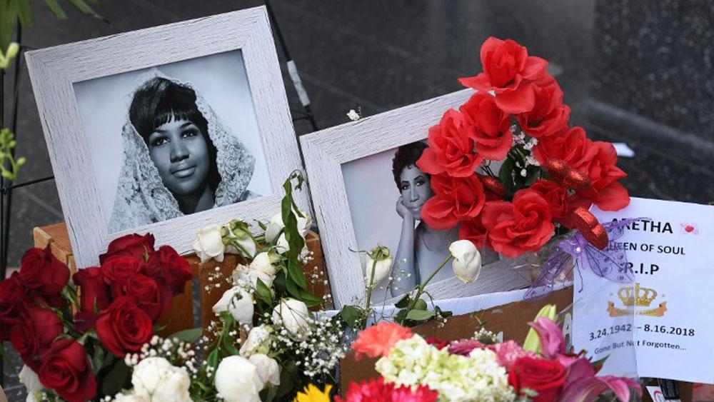 Revelan lugar y fecha de funeral de Aretha Franklin - Foto de Mark RALSTON / AFP