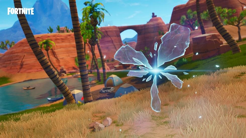 """'Fornite' estrena las """"grietas portátiles"""" y modo de juego temporal - Foto de Epic Games"""