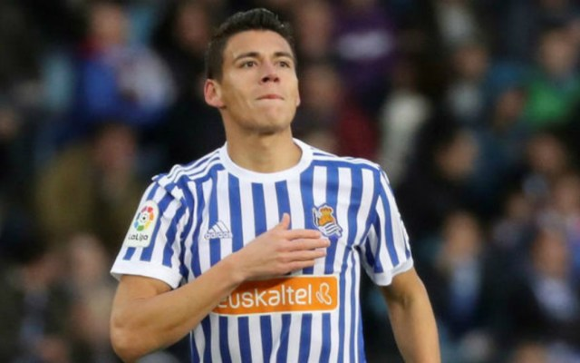 La Real Sociedad busca competencia para Moreno en la defensa - Foto de Internet