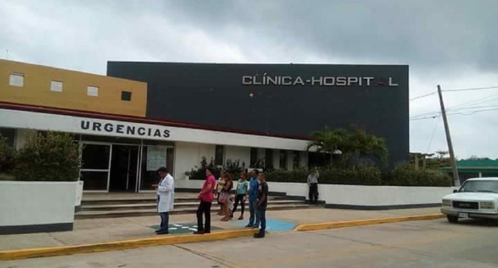 Ladrones de banco asaltan a empleados de hospital en Veracruz - Foto de internet