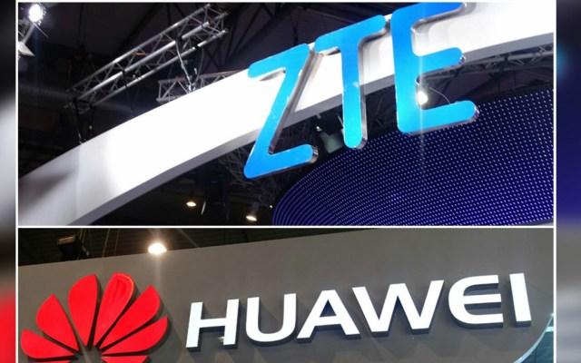Gobierno de Estados Unidos prohíbe uso de dispositivos Huawei y ZTE