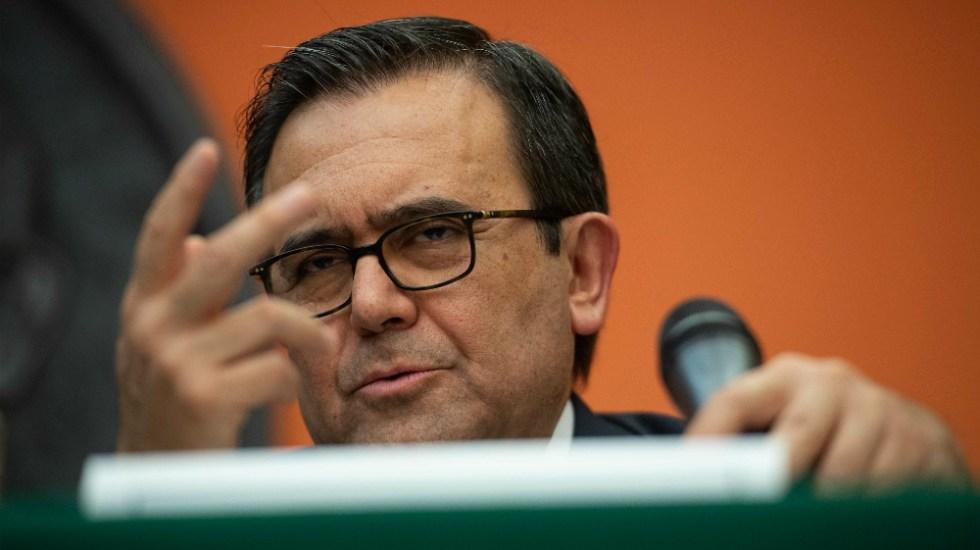 Hay entendimiento, pero no doy por hecho acuerdo trilateral: Guajardo - Foto de AFP