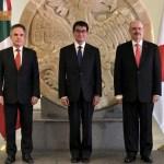 México y Japón refrendan lazos de solidaridad
