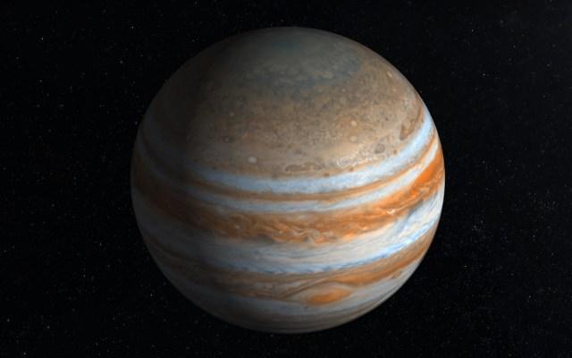NASA revela fotografía más cercana a Júpiter - Foto de NASA