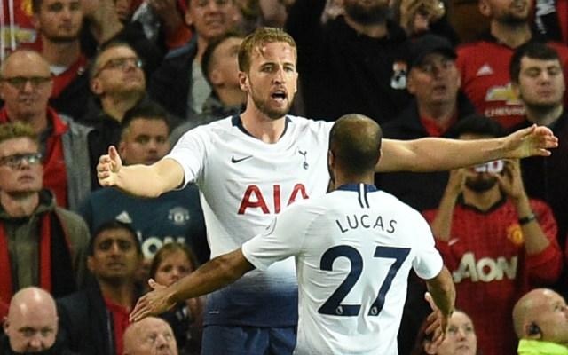 Tottenham golea 3-0 al United y deja muy tocado a Mourinho - Foto de AFP