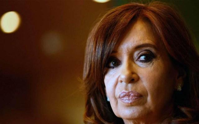 Cristina Fernandez califica de disparates las acusaciones de sobornos