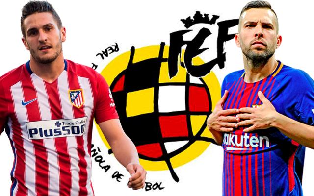 Luis Enrique deja fuera a Koke y Alba de la selección de España