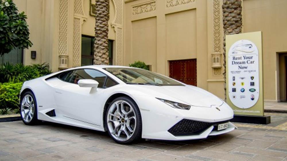 Turista alquila Lamborghini en Dubái y acumula 46 mil dólares en multas - Foto de internet