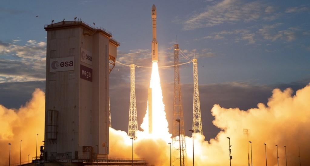 Lanzan nuevo satélite para medir velocidad y dirección del viento - Foto de ESA