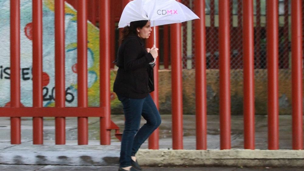 Alerta Naranja en dos delegaciones por lluvia. Noticias en tiempo real
