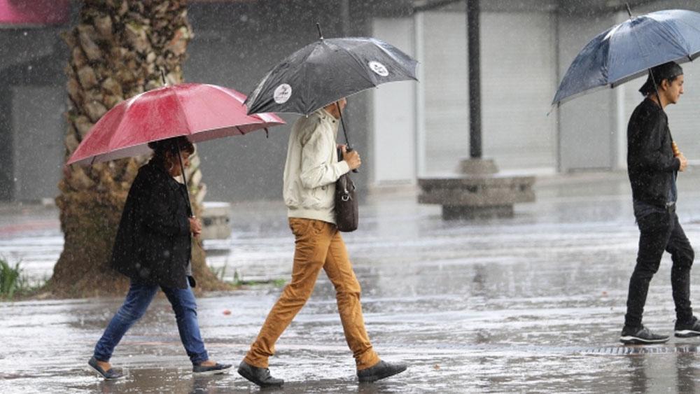 Prevalecerán las tormentas en la mayor parte del país. Noticias en tiempo real