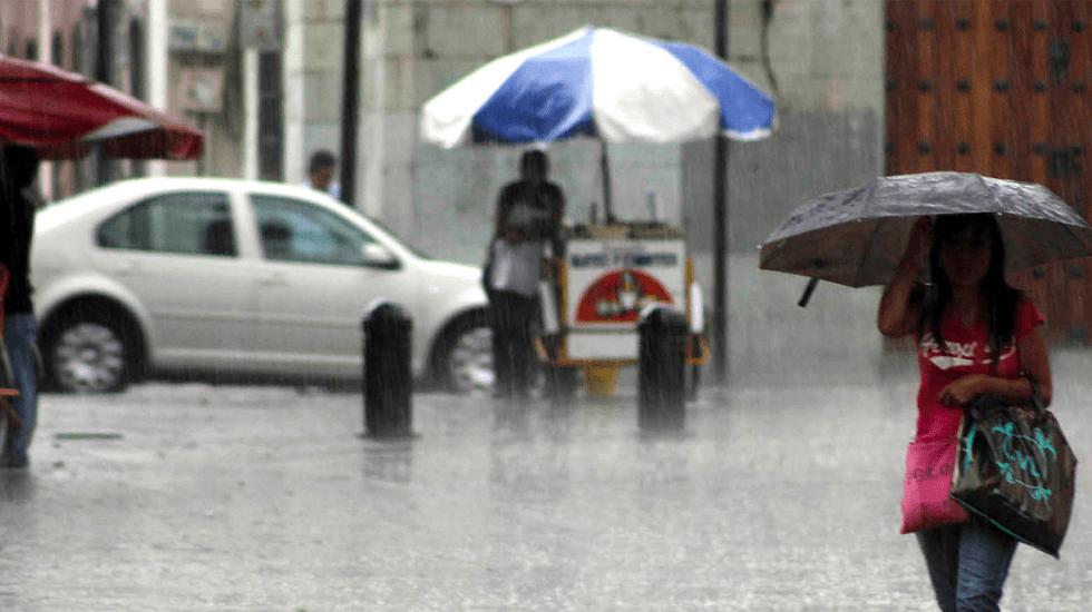 Prevén lluvias de diferente intensidad en casi todo el país - Foto de Posta