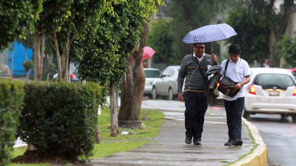 Activan Alerta Amarilla por lluvia en 14 delegaciones. Noticias en tiempo real