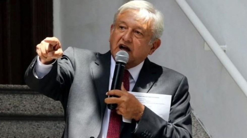 Ofrece López Obrador buscar más presupuesto para ciencia y tecnología - Foto de internet