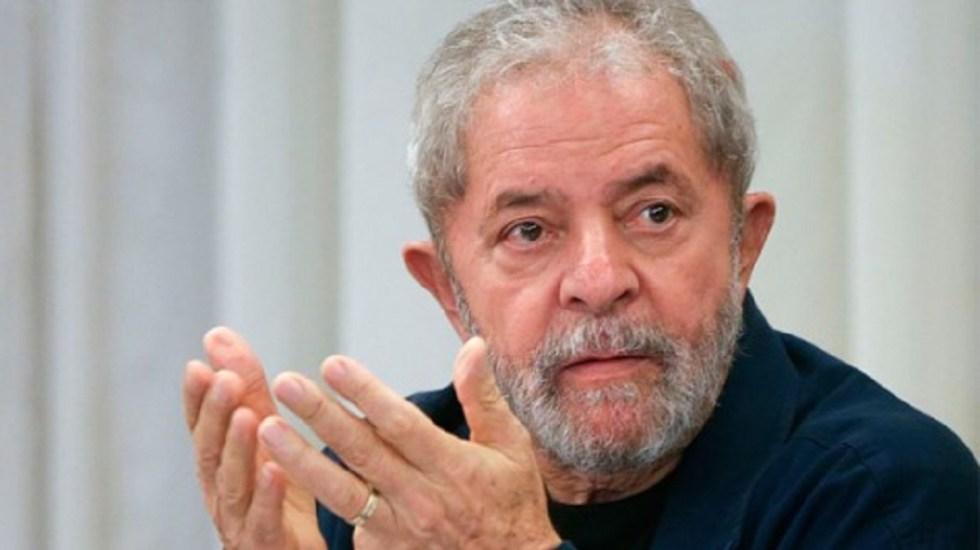 Lula da Silva no podrá votar este domingo - Lula no podrá votar al próximo presidente de Brasil
