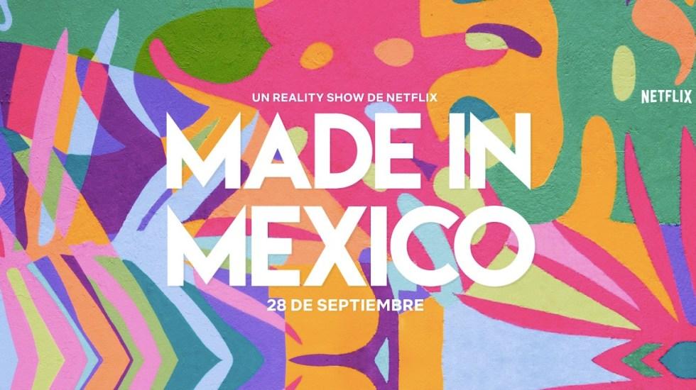 Netflix estrenará reality show mexicano 'Made in Mexico' - Foto de Facebook Netflix